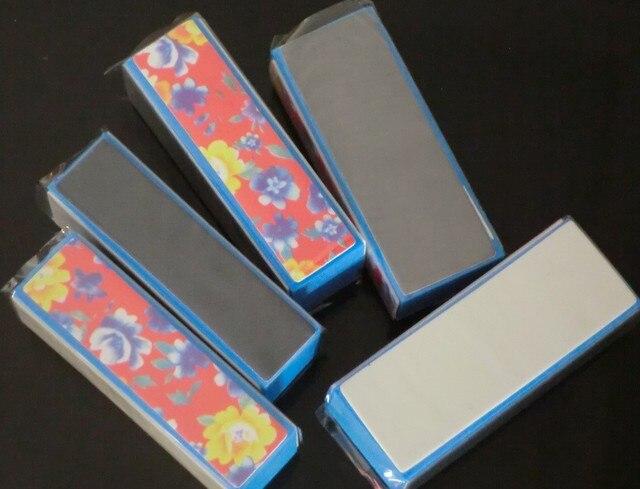 50pcs Nail Art Care 4 Way Pattern Buffer Block Polish Smooth File