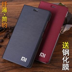 Image 4 - Xiaomi redmi 5Aケース高級スリムスタイルフリップ革財布ケースxiaomi redmi 5aカードホルダー電話バッグ