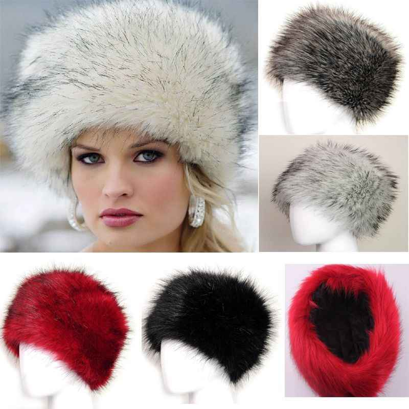 60d497b36bf27 Detail Feedback Questions about Hot Sale Russian Fox Fur princess hat Real  Fox Fur Hat Women Winter Warm Cap Leather Headdress Mongolia cap on ...