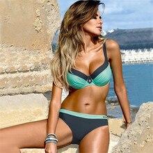 Brazilian Push Up Bra Swimsuit