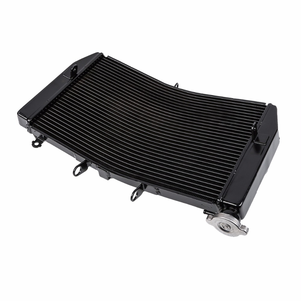 Aluminum Replacement Radiator Cooler For Honda CBR600RR CBR 600 RR 2003-2006 motorcycle radiator for honda cbr600rr 2003 2004 2005 2006 aluminum water cooler cooling kit