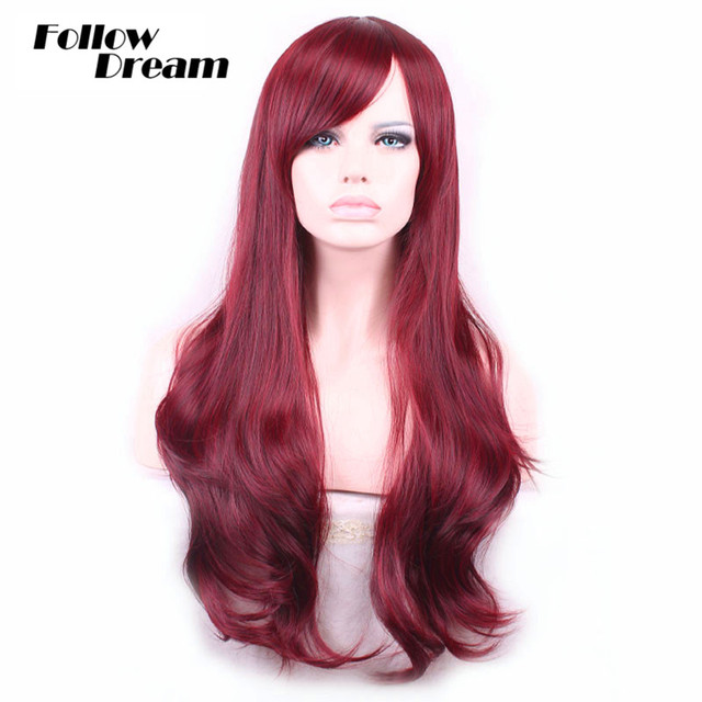 New Arrival 65cm Curl Long Wigs for Women European and American Style High Quality Handmade Synthetic Wigs Curly Heat Resistance