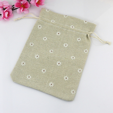 Wholesale cotton drawstring bags online shopping-the world largest ...