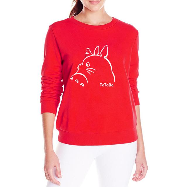 Cute Totoro Sweatshirt (4 Colors)