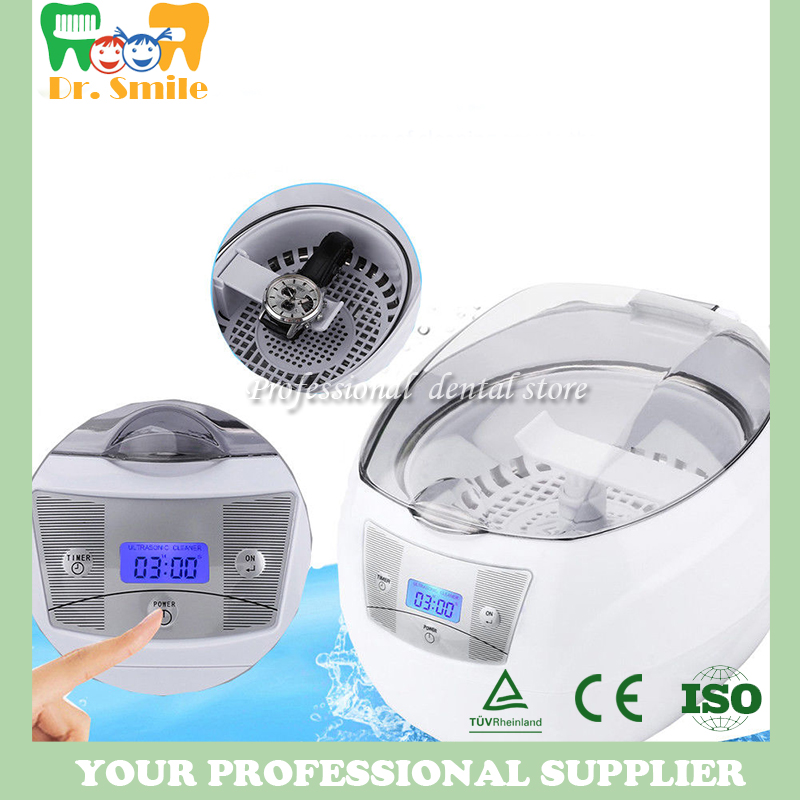 Small Ultrasonic cleaning machine Jewelry Household Denture Watch Washer