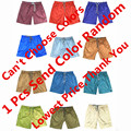 (1 piece/lot) Brand Board Shorts Men 2016 New Arrivals Men's Solid Sexy Bermuda(S) Swimwear Quick Dry Masculina beach short S-XL