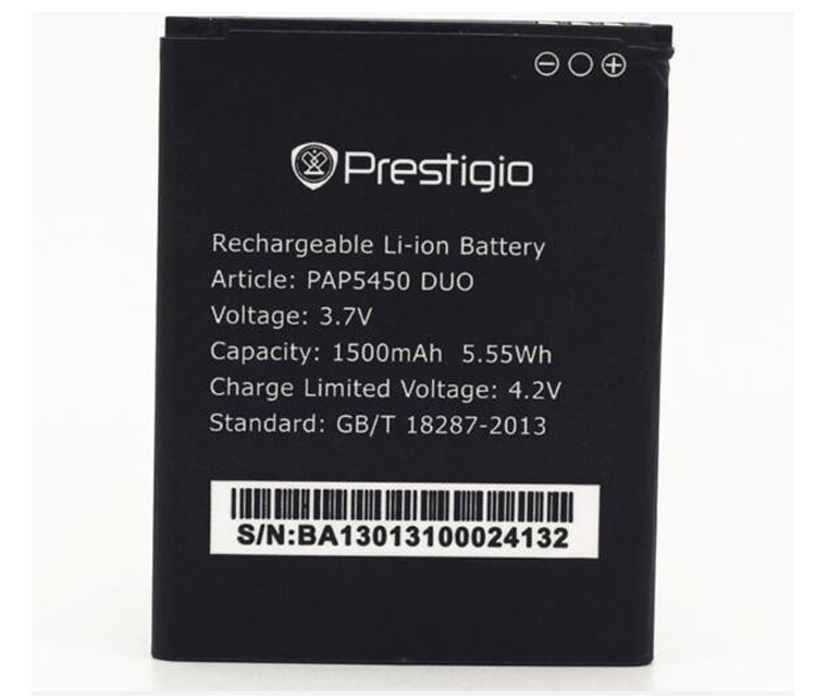 3.8V batteries Rechargeable Li-ion Li-polymer Built-in lithium polymer battery for Prestigio PAP5300 PAP5450 DUO 5450 PAP4055