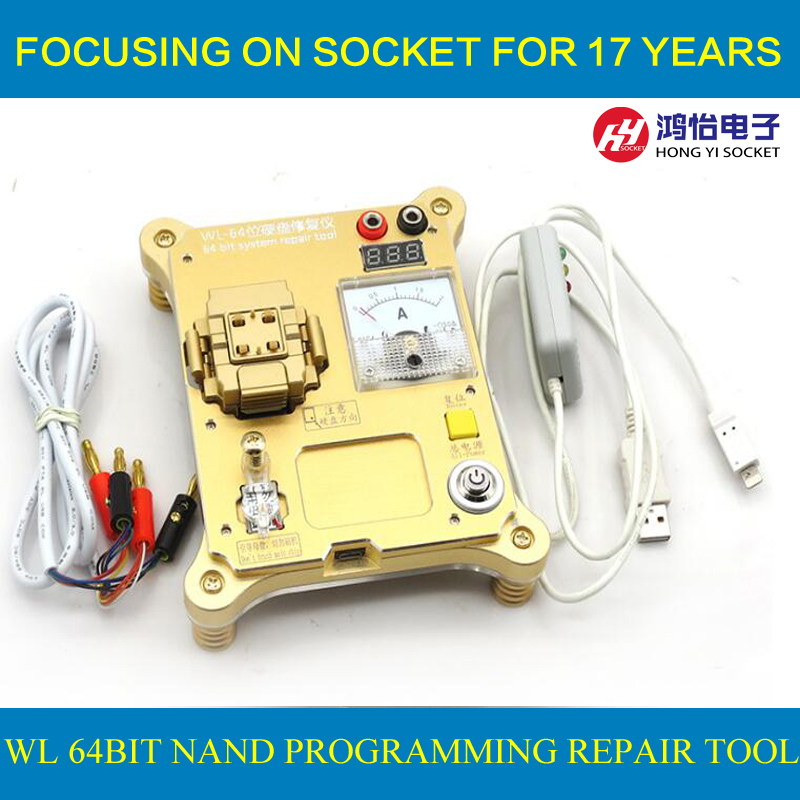 64bit 5s 6 6plus ipad mini 2 3 4 NAND Flash iphone Repair HDD Serial Number SN Tool Expand the nand capacity