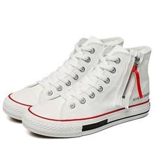 Мужская обувь; поступление; высокие кроссовки; мужские дизайнерские кроссовки; модная парусиновая обувь с высоким верхом; модная мужская Вулканизированная обувь; K2-56