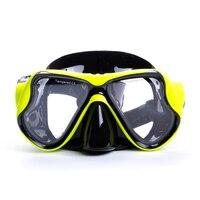 Дайвинг маска Класс тип кожи трубка набор маска очки Одежда заплыва очки МОРСКИЕ снаряжение для дайвинга