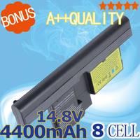 4400 mAh 14.8 V 8 TẾ BÀO Pin Cho Lenovo ThinkPad X60 X61 Tablet PC 40Y8314 40Y8318 42T5209 42T5204 42T5206 42T5208 42T5251