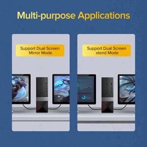 Image 5 - Ugreen DisplayPort 1.4 câble 8 K 4 K HDR 165Hz 60Hz adaptateur de Port daffichage pour vidéo PC ordinateur portable TV DP 1.4 1.2 affichage vPort 1.2 câble