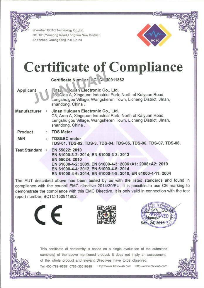 Miernik TDS EC Tester temperatury długopis 3 In1 Funkcja - Przyrządy pomiarowe - Zdjęcie 6