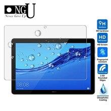 Закаленное стекло для huawei MediaPad T5 10 10,1 дюймов Защитная пленка для экрана планшета для huawei T5 10 9H стеклянная пленка