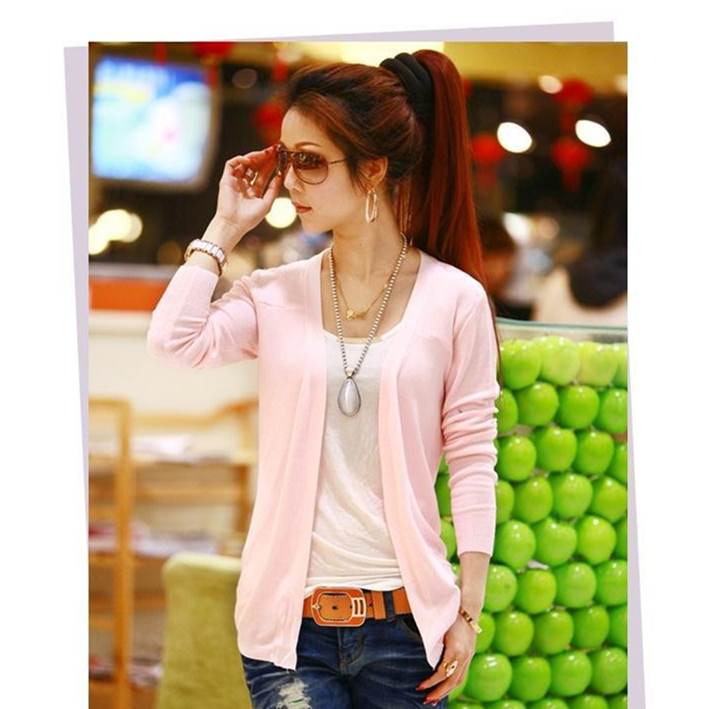 Aliexpress.com : Buy New 2017 Women's Spring cardigan sweaters ...