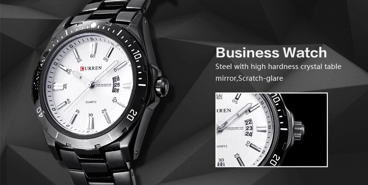 577f8c00492 Produtos relacionados. Relógio CURREN 19