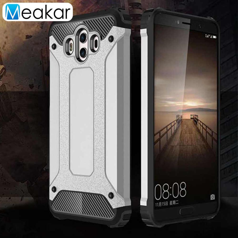 Armatura Coque Copertura 5.9For Huawei Mate 10 di Caso Per Huawei Mate 10 Mate10 Dual ALP-L09 ALP-L29 ALP-AL00 Posteriore Del Telefono Coque caso della copertura