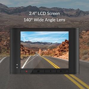 Image 3 - NEW YI Nightscape Dash Camera 2.4'' LCD Screen 1080P HD 140 Wide Angle Lens Night Vision Car DVR Dashboard Camera Vehicle