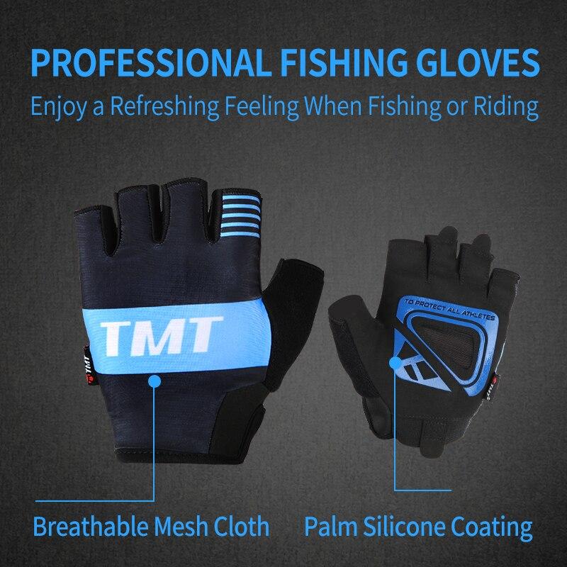 TMT Αθλητικά Γάντια Αντιολισθητικά - Fitness και bodybuilding - Φωτογραφία 4