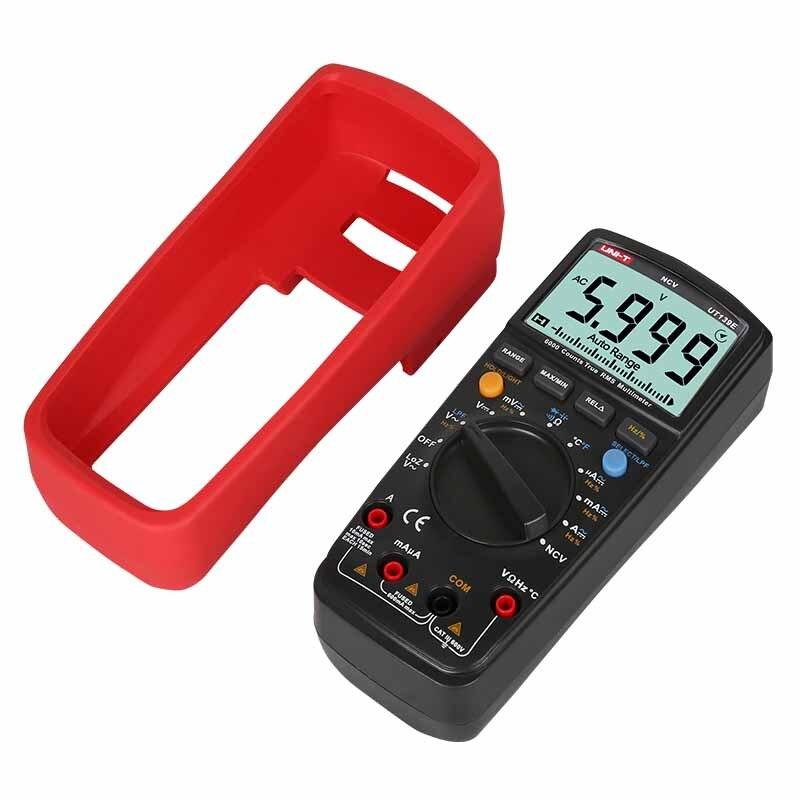 Cheap multimeter temperature
