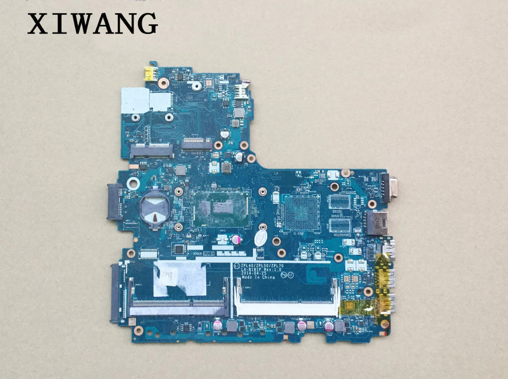782635-001 Free Shipping For HP 450 G2 450-G2 Laptop Motherboard 2957U SR1DV Cpu LA-B181P 782635-601 782635-501 100% Tested