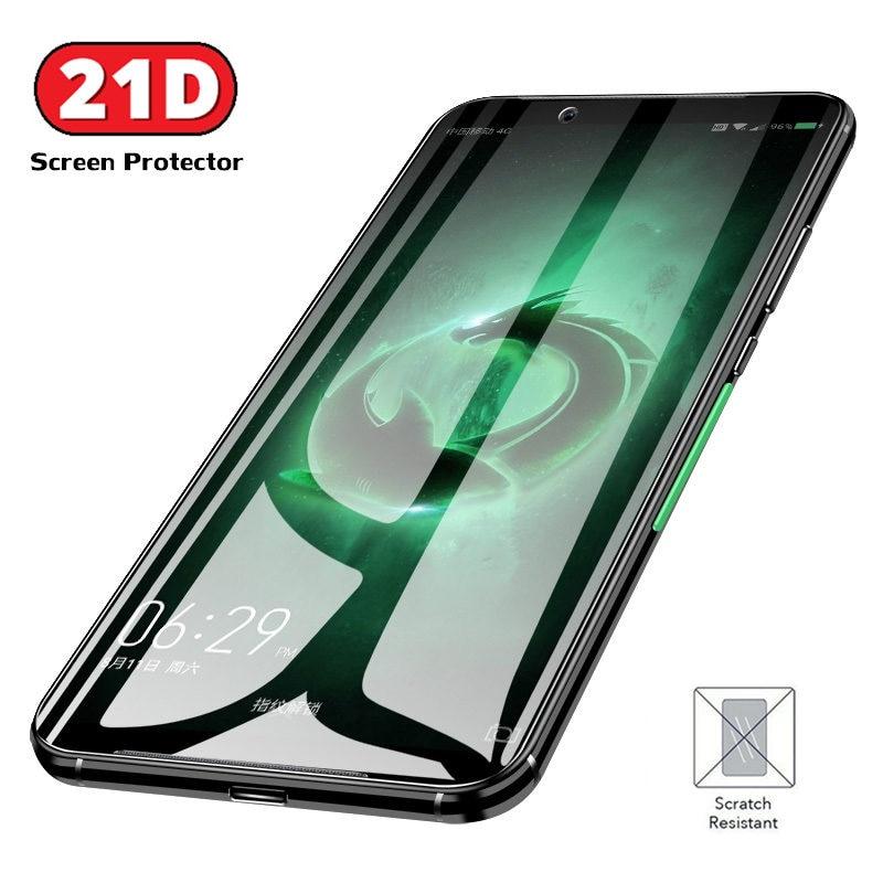 21D закаленное стекло для Xiaomi 9 SE 8 Pro 6 mi 8 lite Pocophone F1 mi 5X A1 6X A2 lite Полное покрытие Защитная пленка для экрана 2019 Новинка