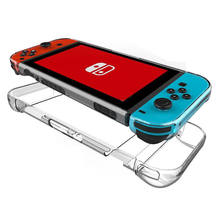 Back Protection Case PC Dustproof Hard Skin Shell Cover Housing for Nintend Nintendo Switch NS 2017 Joy-Con Controller(China)