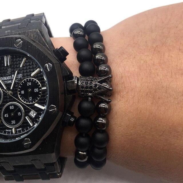 Bracelet De Distance Couple