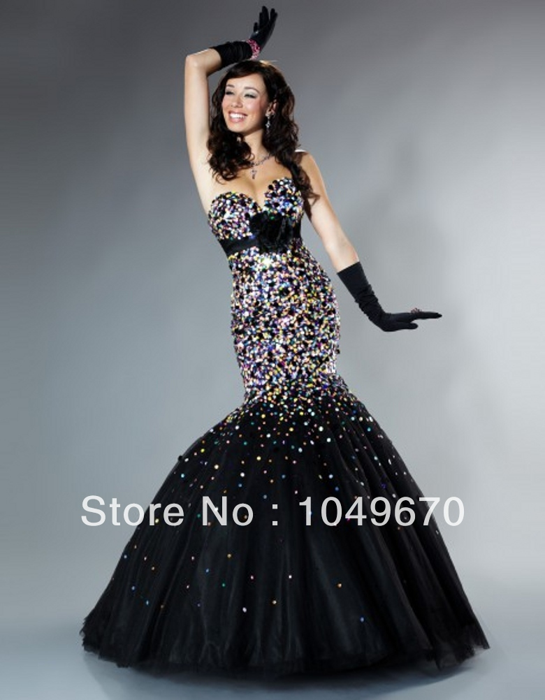 Prom dress for masquerade theme - Prom dress style