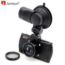 Junsun A7810 A7LA70 Ambarella Cámara Del Coche DVR GPS con Radares 1296 P Full HD 1080 p 60Fps Video Recorder Registrador Dash Cam