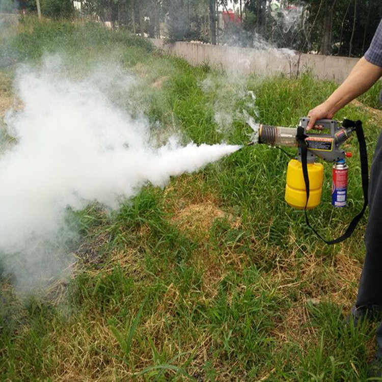 2L mini thermal fogger fogging machine, fumigation sprayer