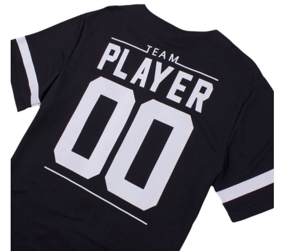 f9ef850e2 summer style 2015 t shirt men t shirts hip hop baseball jersey tshirt v  neck Tee Shirts kanye west streetwear camisetas-in T-Shirts from Men's  Clothing on ...