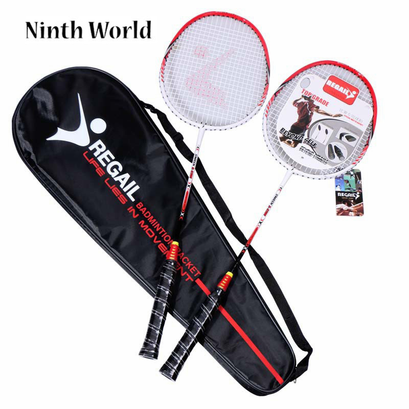 High Quality Aluminum Alloy Shock Absorption One Upgrade Badminton Racket