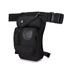 The New fanny pack men and women waist bag Leg bag Multifunction Waist pack Crossbody Nylon waterproof Travel Bags Hip Belt