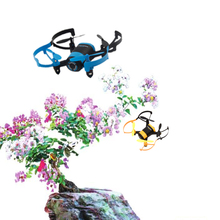 JXD 512V Small Flying Saucer 2.4G RC Mini Quadcopter with 0.3MP Camera Headless Mode Remote Contol Toy Kid Birthday Gift Drone