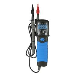 HoldPeak Handheld Backlight LCD Display Pen Type Digital Multimeter DC/AC Voltage Meter Resistance Diode Continuity Tester