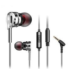 QKZ DM9 earphones With Mic In-Ear Earbud Earphone Piston Headset Stereo Headset Noise Isolating HiFi Music Sports Earbuds стоимость