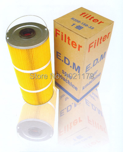 Free shipping high precision WEDM filter element spark machine EDM filter