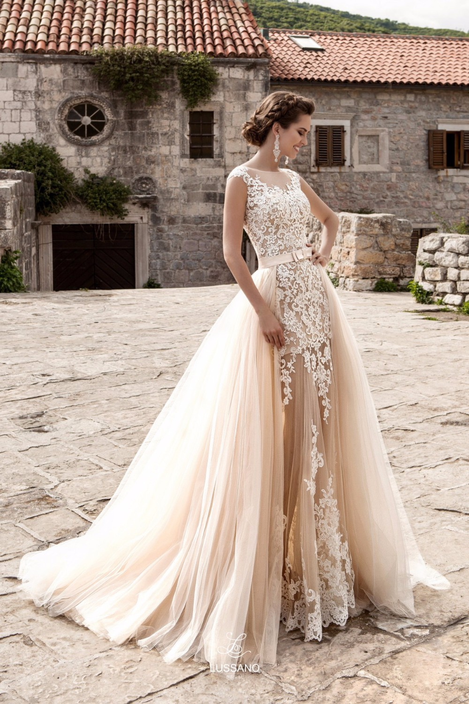 Mermaid wedding dresses with detachable skirt fashion dresses mermaid wedding dresses with detachable skirt ombrellifo Images