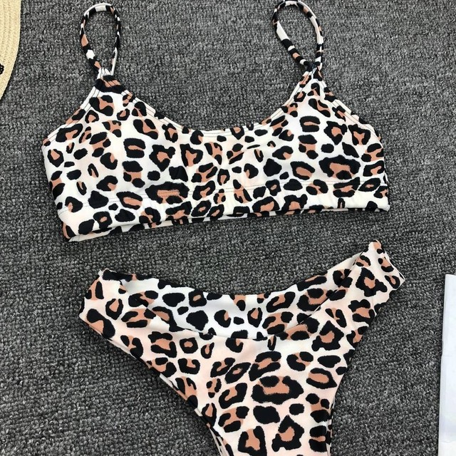 2019 Leopard Bikini 2