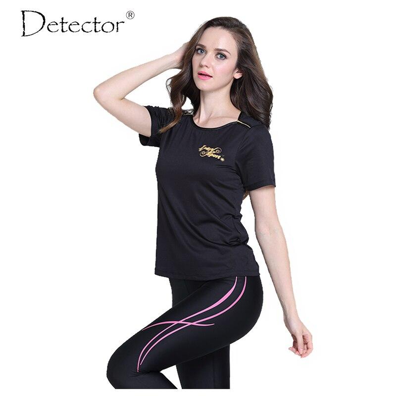 Detector Camiseta HyperDri de secado rápido para mujer Camiseta - Ropa deportiva y accesorios