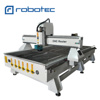 Factory price 1325 6090 CNC router 3 axis with linear guide rail