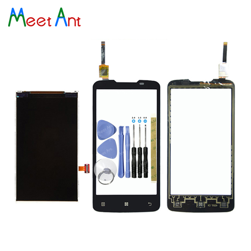 "High Quality 4.5"" For Lenovo A820 Lcd Display With Touch Screen Digitizer Sensor"