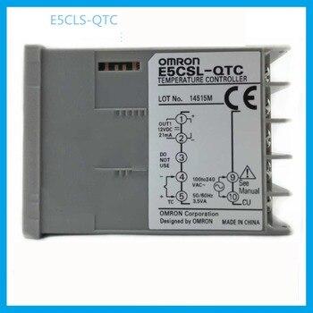 E5CSL-RTC  Nuovo in scatola omron regolatore di temperatura AC100-240V 50/60Hz  OMRON thermostat apparecchiature elettriche
