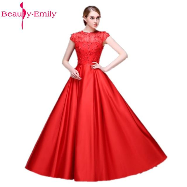Aliexpress Com Buy Beauty Emily Robe De Soiree Mother Of The
