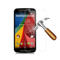 50pcs glass for Motorola moto g4 plus g4 play g3 g2 e2 e3 moto x play x force explosion proof Tempered Glass Screen Protector