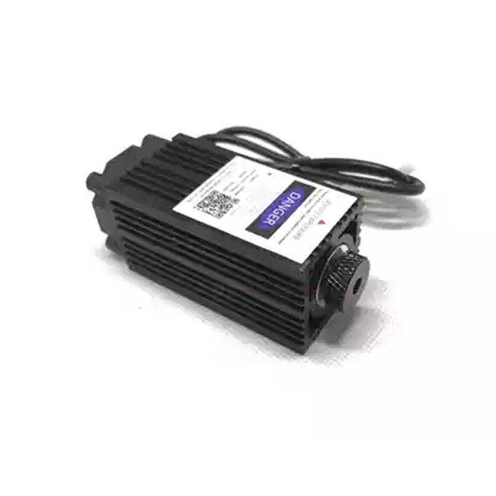 2.5w 12V 450nm Laser Module High Power Blue Laser Engraving Machine Accessories Hx2p Interface