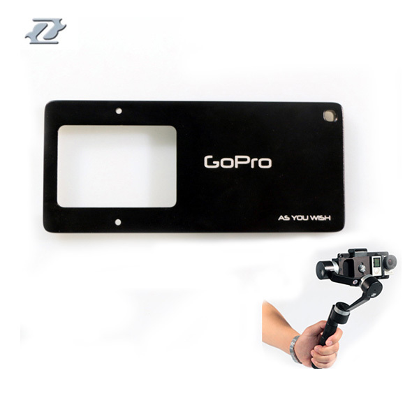 2016 Gopro Accessory For Zhiyun Smooth Gimbal for Gopro Camera Gimbal for Gorpo 3 3+ 4 (Price for gopro part only)