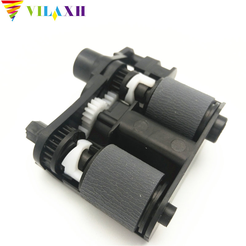 Vilaxh 1set Suitable for HP M1536 CM1415 M175 M225 M276 Manuscript feeder paper picker pickup Roller Page Splitter in Printer Parts from Computer Office