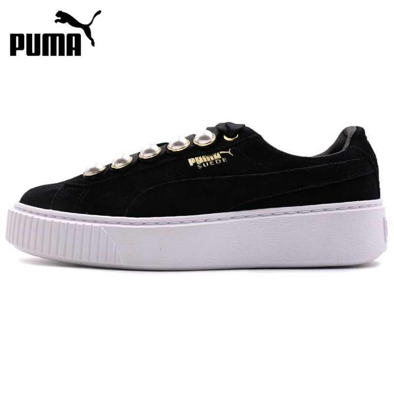 puma platform bling